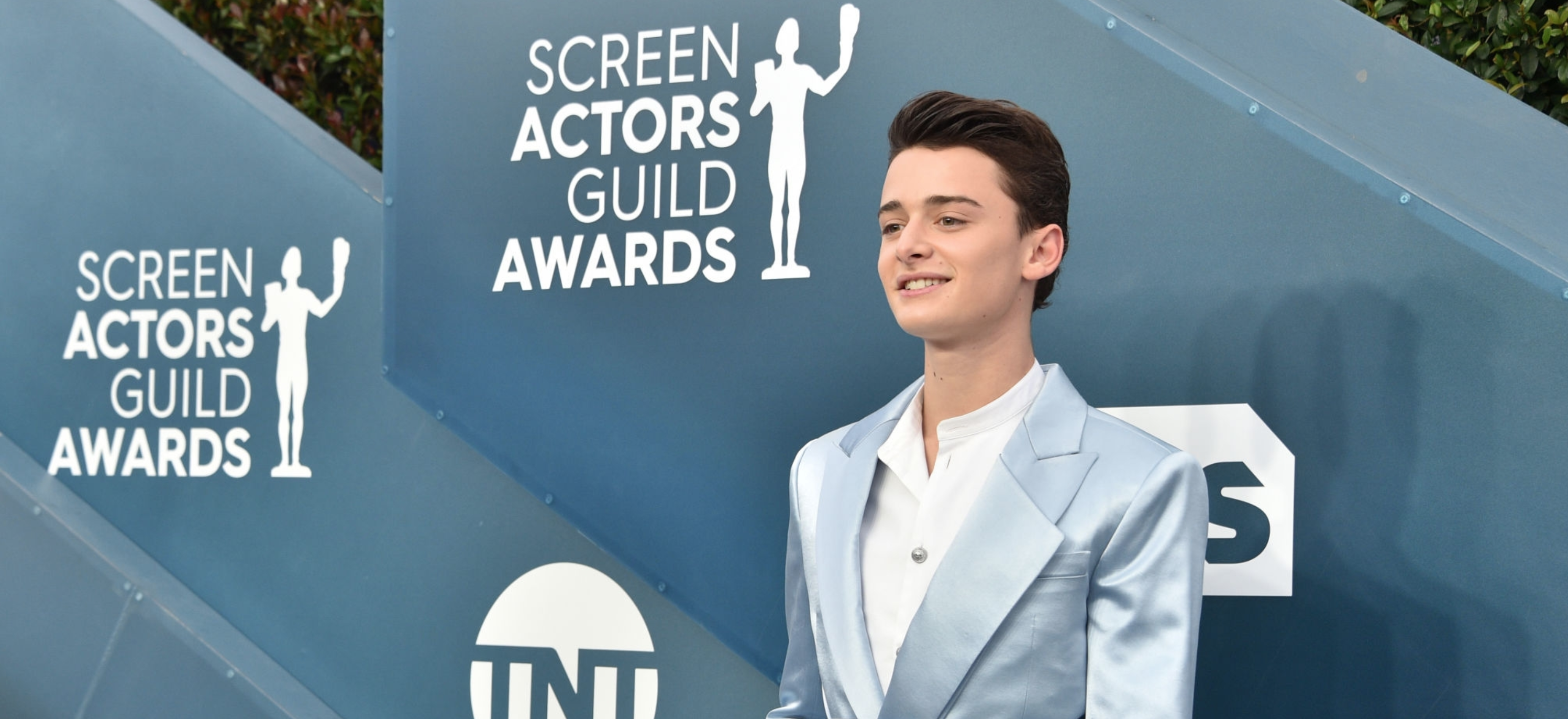 Noah Schnapp at the Screen Actors Guild Awards 2020 – Red Carpet