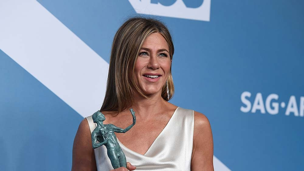 Jennifer Aniston at the Screen Actors Guild Awards 2020 – Red Carpet