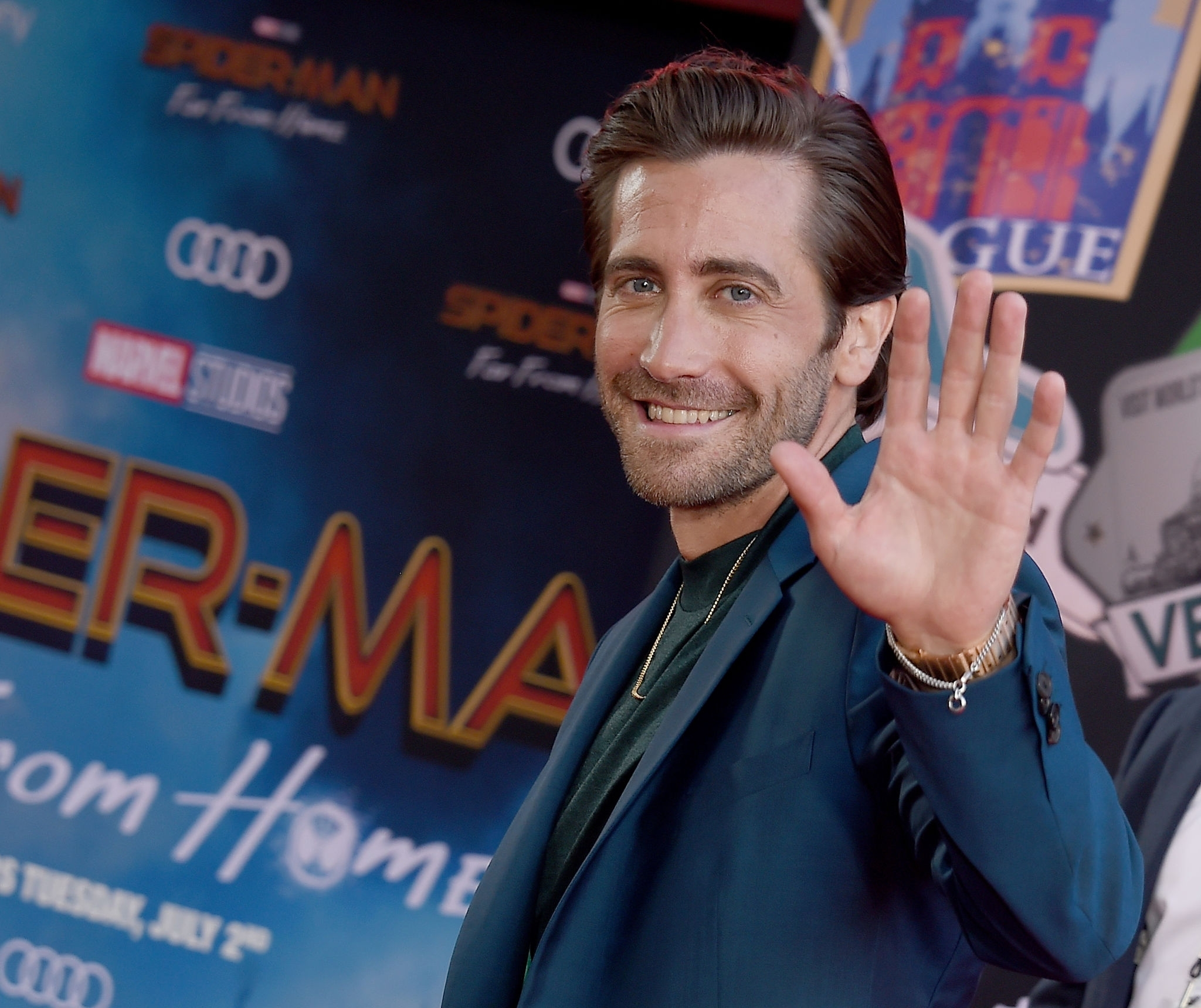 "Jake Gyllenhaal at ""Spider-Man: Far From Home"" Premiere – Hollywood"