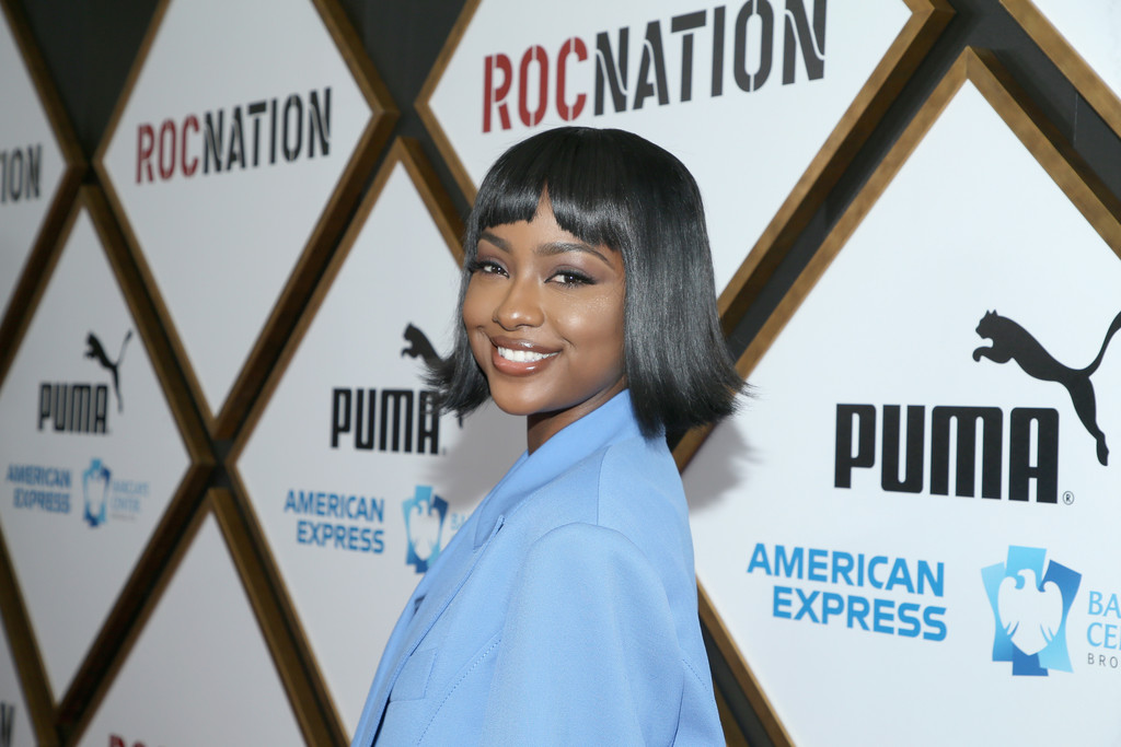 Justine Skye at Roc Nation THE BRUNCH – Los Angeles