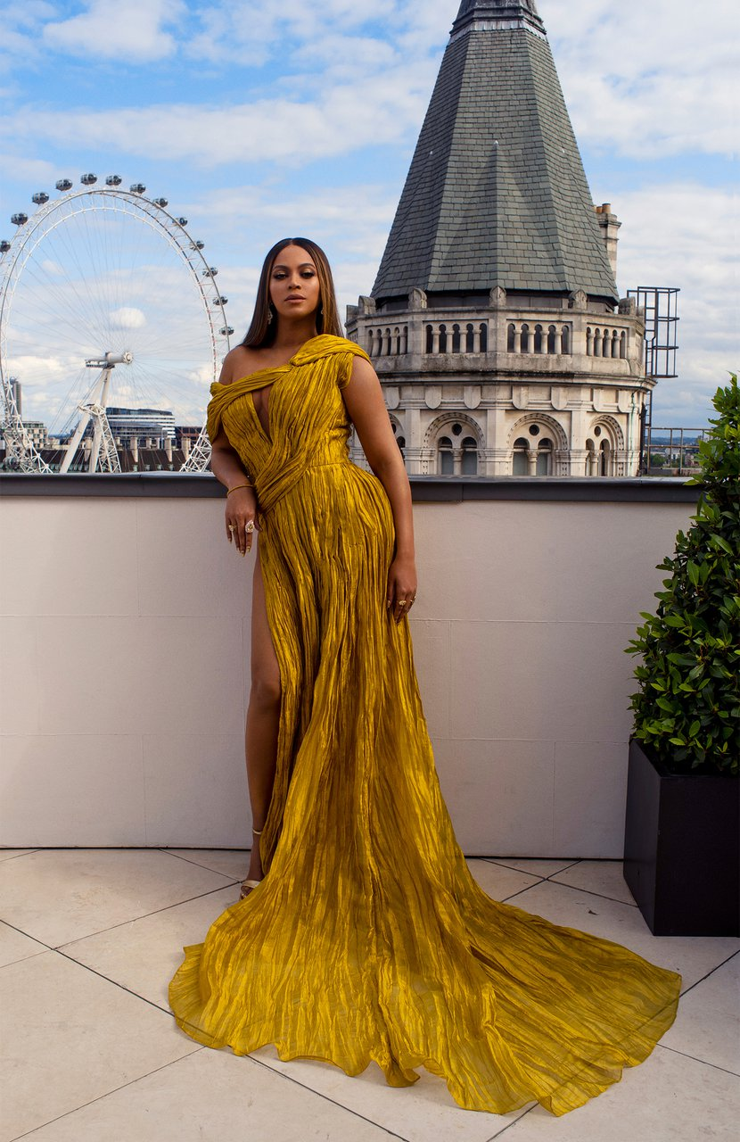 "Beyoncé at ""The Lion King"" Premiere – London"
