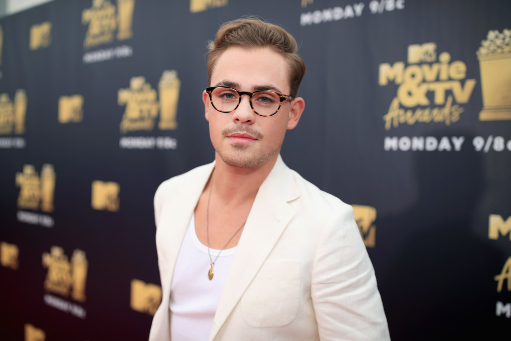 Dacre Montgomery at MTV Movie And TV Awards 2018 – California